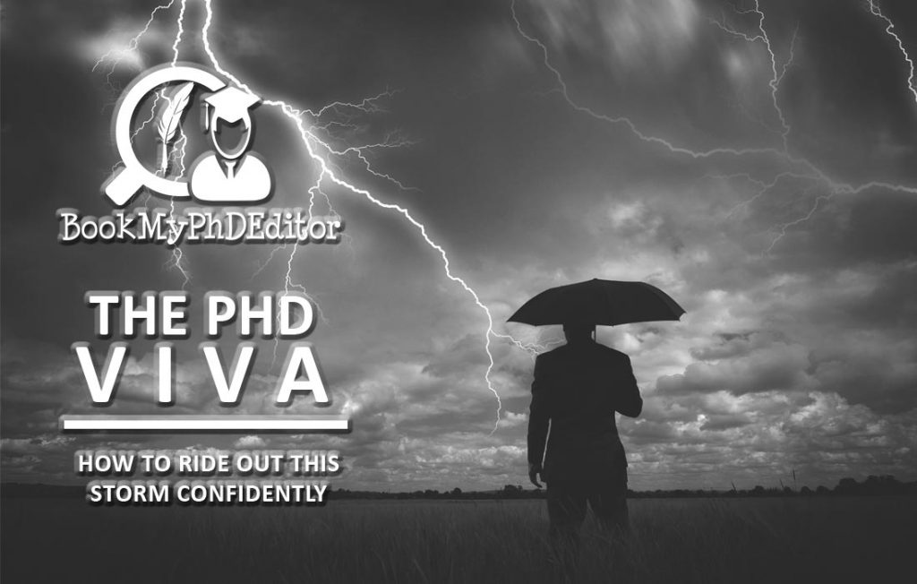 PhD Viva - How to-ride this storm-confidently - BookMyPhDEditor